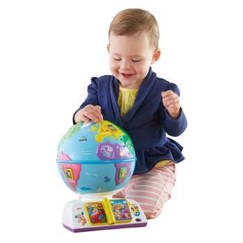 歡樂學習地球儀