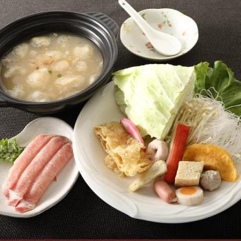 【八方行】厚切猪肉火锅总汇6人份 (1800g/组)