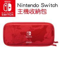 任天堂 Nintendo Switch 主機收納包 瑪利歐紅