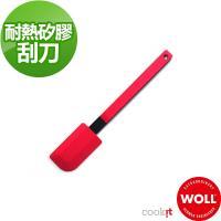 【德國 WOLL】 耐高溫矽膠刮刀