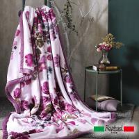 Raphael拉斐爾 高級雕絨毯-紫藤