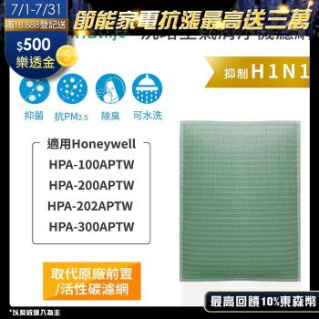 【Original Life】長效可水洗★ 空氣清淨機濾網 適用Honeywell:HPA-100APTW