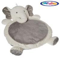 美國【Mary Meyer】頂級Baby柔軟地墊-灰白象