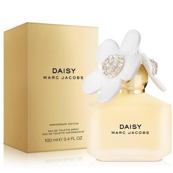 Marc Jacobs 小雛菊女性淡香水10周年璀璨限定版(100ml)-送品牌小香