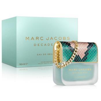 Marc Jacobs 粉紅狂歡女性淡香水(50ml)-送品牌小香