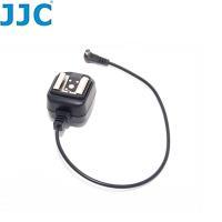 JJC Nikon閃燈相機PC轉熱靴同步線連接器HP-N