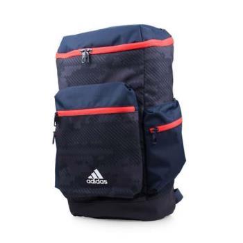 ADIDAS 運動後背包-雙肩包 電腦包 旅行包 15吋筆電 愛迪達 丈青紅