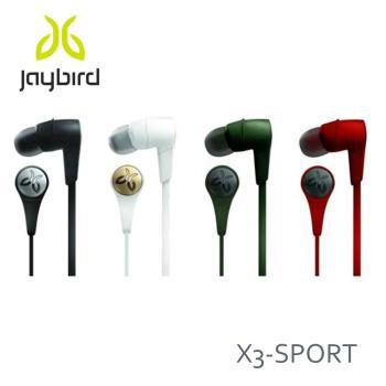 JAYBIRD 運動耳機 藍芽 無線耳機 防水 防汗 X3 SPORT