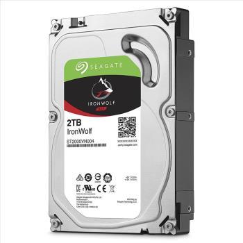 Seagate那嘶狼IronWolf Pro 2TB 3.5吋 NAS專用硬碟 (ST2000NE0025)