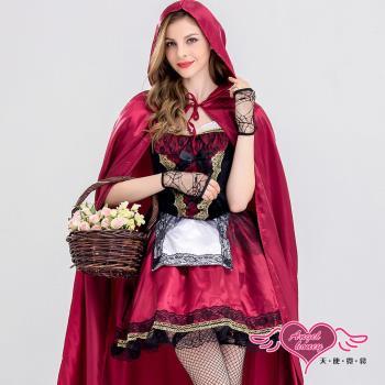 天使霓裳 角色扮演 異國氣息 童話女巫表演派對服(紅F) KR1542