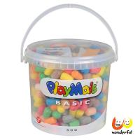 【 Playmais 】玩玉米創意黏土 隨身桶
