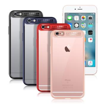 XM iPhone 6 Plus / 6s Plus 5.5吋 原始透明背蓋手機殼