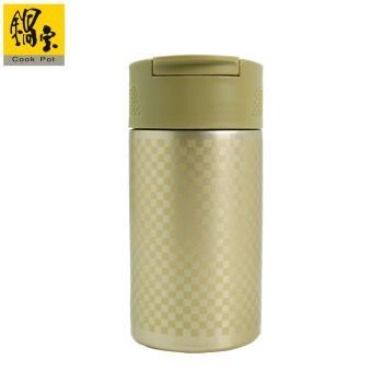 鍋寶咖啡萃取杯香醇品味組(咖啡萃取杯+保溫瓶)
