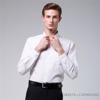 ROBERTA諾貝達 台灣製 嚴選穿搭 簡約條紋長袖襯衫RDD60-72淺粉