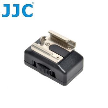 JJC公1/4螺牙轉標準ISO冷靴座轉換器MSA-8