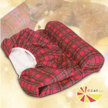 【凱蕾絲帝】台灣製造~寵物床墊專用60*45cm,搖滾床包(1入)