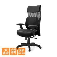 GXG 高背美姿 電腦椅 (摺疊扶手/大腰枕) TW-173EA1