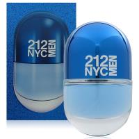 Carolina Herrera CH 212 NYC男性淡香水20ml (2017紐約膠囊版)