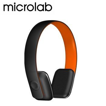 【Microlab】T2 藍芽4.0 無線高傳真多功能多媒體耳機 (內建通訊麥克風)_OR