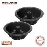 任-德國Fackelmann 迷你烘焙模具兩件組
