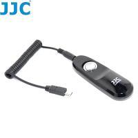 JJC副廠Sony快門線遙控器S-S2(可換線),相容原廠Sony快門線RM-VPR1拍照功能