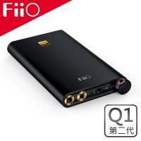 FiiO Q1II USB DAC隨身型DSD輸出iPhone解碼耳機功率放大器