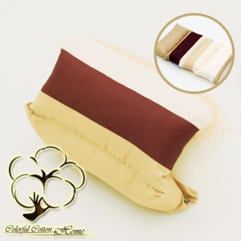 【采棉居寢飾文化館】一條龍多功能手枕 2入