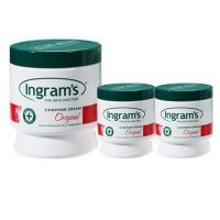 英格朗 康活護膚霜 白色原味500gx1+白色原味75gx2