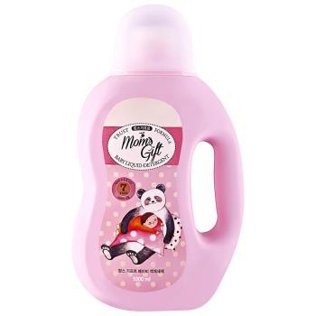 Moms Gift 7無 嬰幼兒洗衣精1000mlX10入(即期出清 2018.09.07)