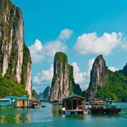 越南百陽號下龍灣雙遊船無購物5日