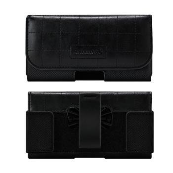 第二代Pro Achamber型男旋轉腰夾腰掛橫式皮套 FOR Samsung Galaxy J7+/S8/S8Plus/S7 Edge