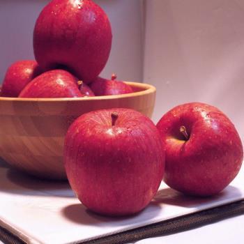 【綠安生活】日本青森蜜蘋果6顆禮盒2盒(1.5kg±10%/盒)