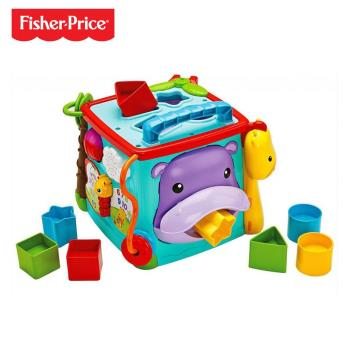 Fisher-Price 費雪 可愛動物積木盒