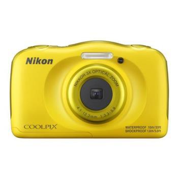 NIKON 尼康  COOLPIX W100 防水數位相機(公司貨)  贈大全配