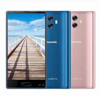 Panasonic 5.5吋 4G+64G 日系極限三邊超窄邊框手機(內附保貼+保護殼) Eluga C