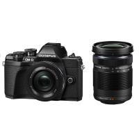 OLYMPUS 奧林巴斯  E-M10 MarkIII+1442EZ+4015R雙鏡組 單眼相機 (公司貨)