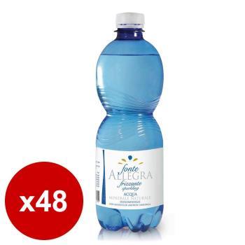 義大利 亞莉佳微氣泡礦泉水-500mlx48瓶