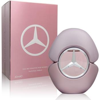 Mercedes Benz 爵色佳人淡香水60ml