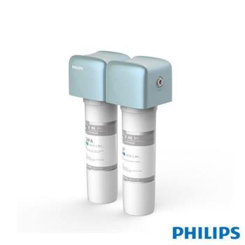 PHILIPS 飛利浦 三重濾淨 櫥下型超濾淨水器WP4141