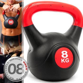 KettleBell重力8公斤壺鈴(17.6磅)