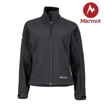 【美國Marmot】Womens Gravity Jacket柔軟外套-黑色