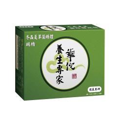 華佗冬蟲夏草雞精70g-60瓶(正常品)送12瓶(贈罐)