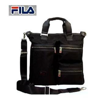 FILA 時尚側背手提兩用公事包FA-112-80
