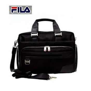 FILA 時尚側背手提兩用公事包FA-151-80