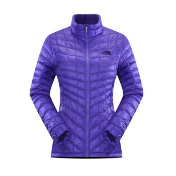 THE NORTH FACE 女 TB 保暖外套 星空紫 CUD5BDZ