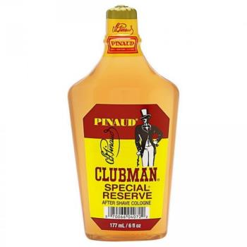 美國進口精品Clubman Pinaud皮瑙德鬍後古龍水--經典香味(6oz/177ml)*1