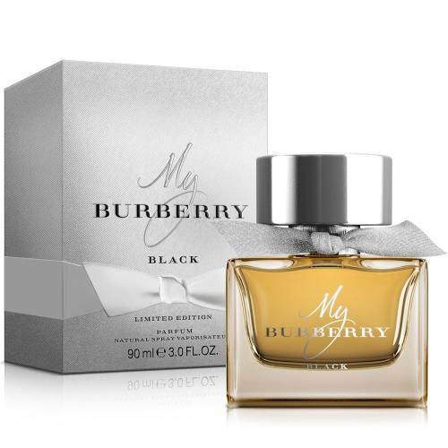 Burberry My Burberry Black 節慶版淡香精(90ml)