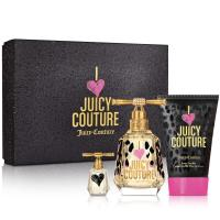【即期品】Juicy Couture I LOVE JUICY COUTURE 香氛禮盒