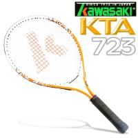 Kawasaki KTA 723 兒童專用網球拍-橘