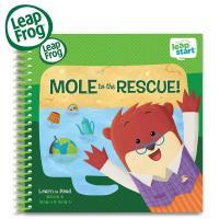 美國【LeapFrog 跳跳蛙】LeapStart 全英行動學習書籍 行動閱讀套組1
